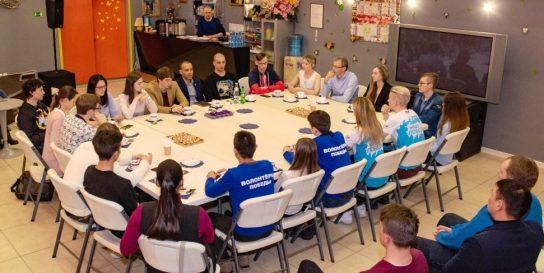Губернатор Чукотки поддержал молодёжный ПолитСтартап