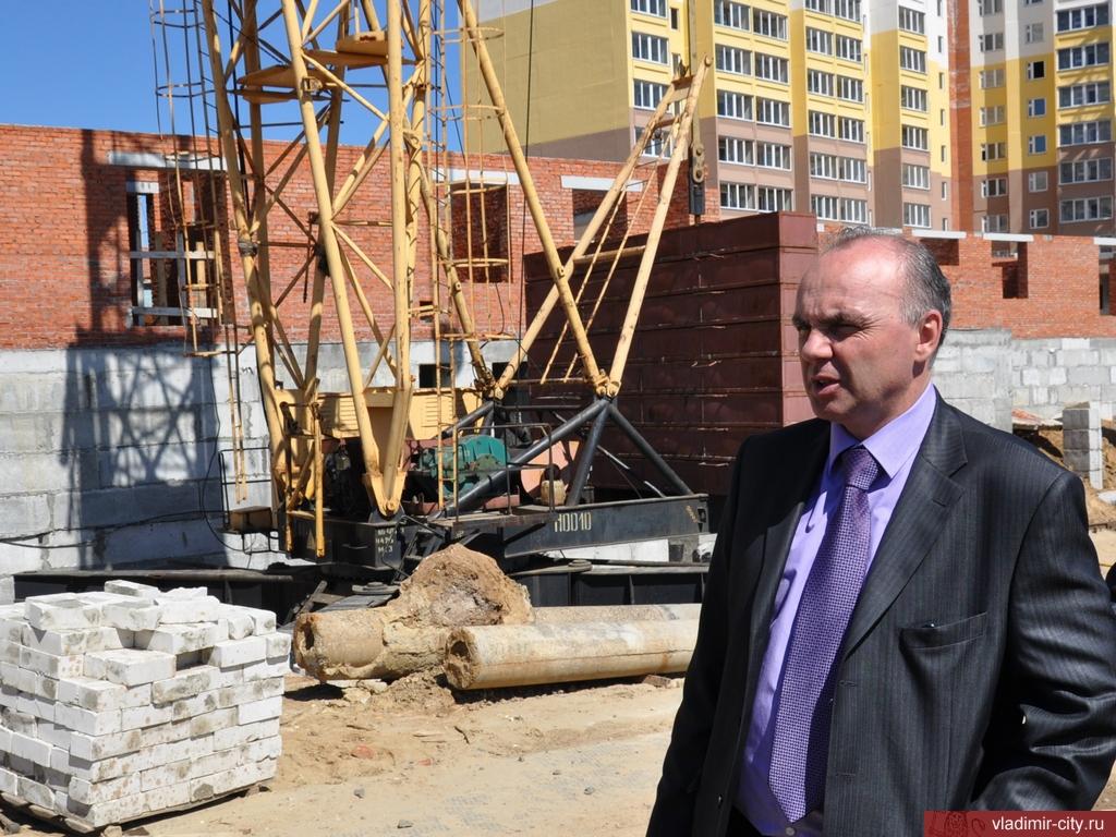 Андрей Шохин развернул деструктивную деятельность в городе Владимир