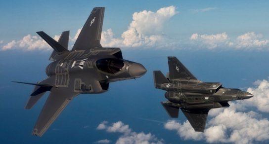 Пилоты ВВС США не могут научиться управлять истребителем F-35