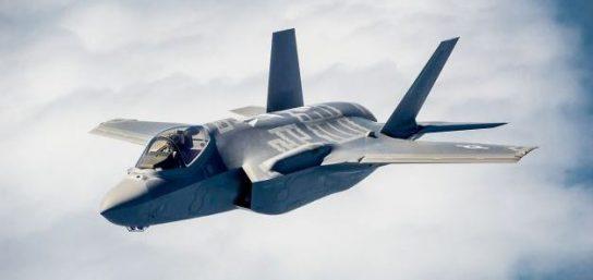Пентагон признается: F-35 доставляет больше неприятностей пилоту, чем врагу