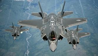 F-35 убивает своих пилотов избытком кислорода