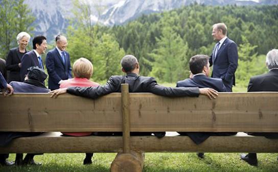 Россияне предложили Западу заменить в G7+ Россию Украиной