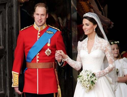 Портные рассказали как шили свадебное платье для Кейт Миддлтон