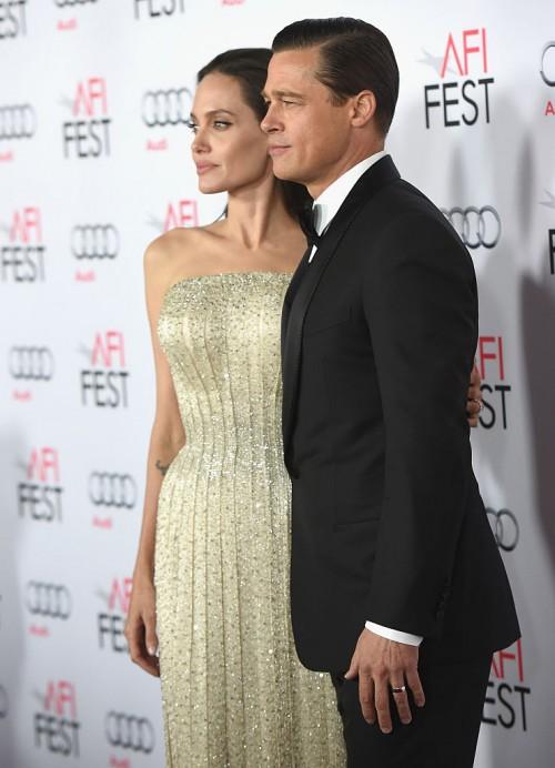 Бракоразводному процессу Анджелины Джоли и Брэда Питта пришел конец