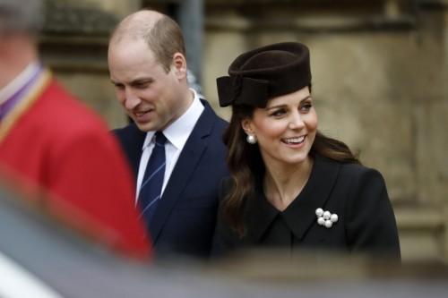 У Кейт Миддлтон и принца Уильяма родился мальчик!
