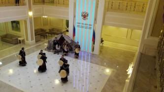 Традиции коренных народов и передовые инвестиционные проекты представила Чукотка в Совете Федерации