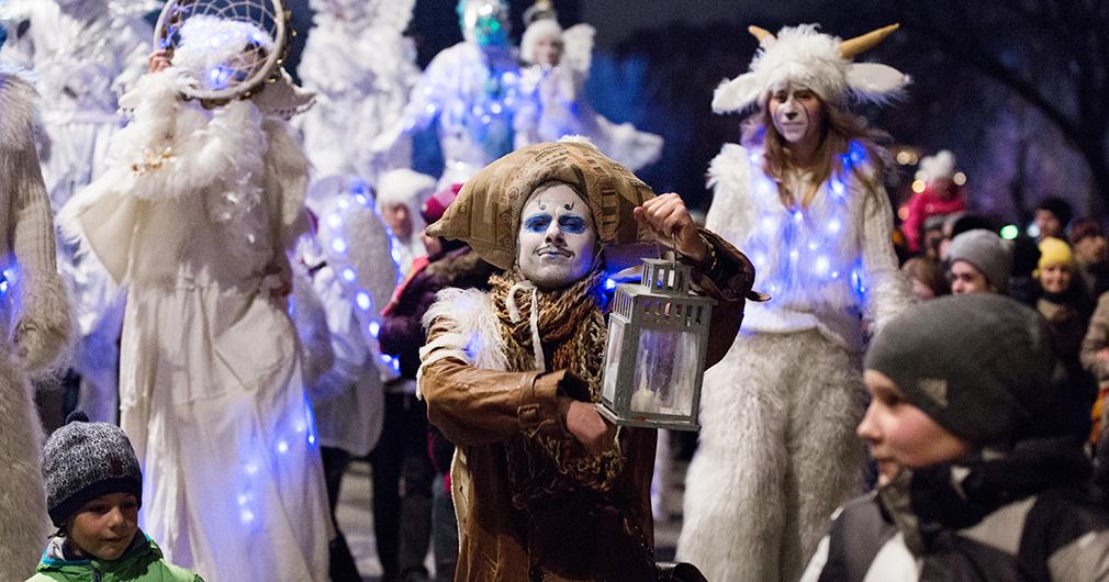 Собянин: В этом году фестиваль «Путешествие в Рождество» посвятят театру