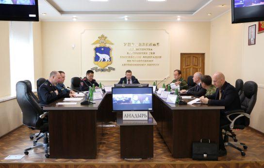 На Чукотке прошли учения по пресечению террористического акта