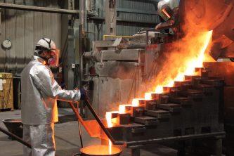 На Чукотке с начала года добыто более пяти тонн золота