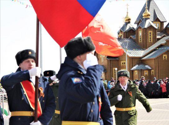 Чукотка одна из первых в России отпразднует День Победы