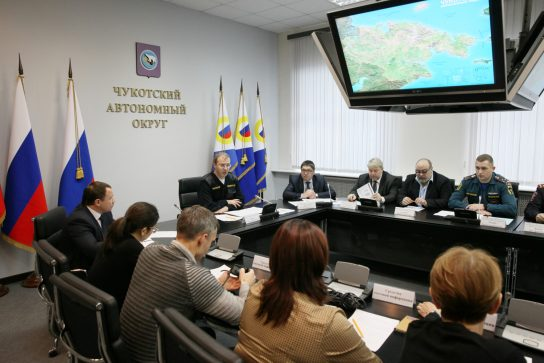 Роман Копин: В предупреждении чрезвычайных ситуаций Чукотка делает ставку на волонтеров