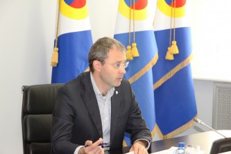 Губернатор Роман Копин уделяет особое внимание развитию бизнеса на Чукотке