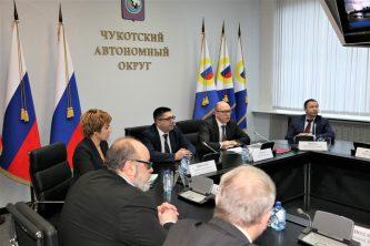 Повышение качества жизни населения – приоритет в работе Правительства Чукотки и Минвостокразвития