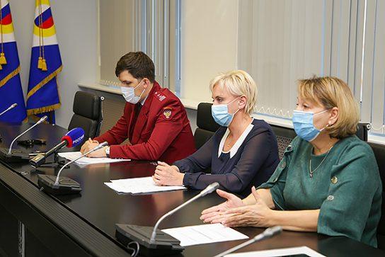Прививки против гриппа на Чукотке получили более 15 тыс. человек