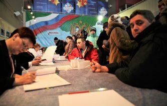 Явка в 2018-м на Чукотке превысила показатели на выборах президента 2012 года. Чукотка голосует!