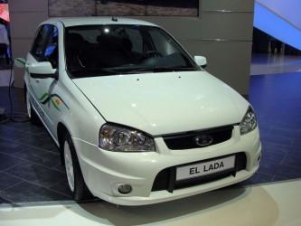 Инженеры модернизировали электромобиль Lada Ellada
