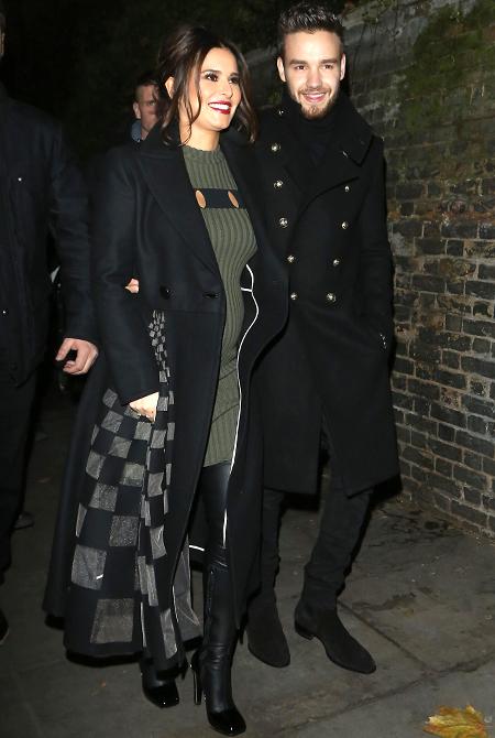 Лиам Пейн о расставании с Шерил Коул в Evening Standard
