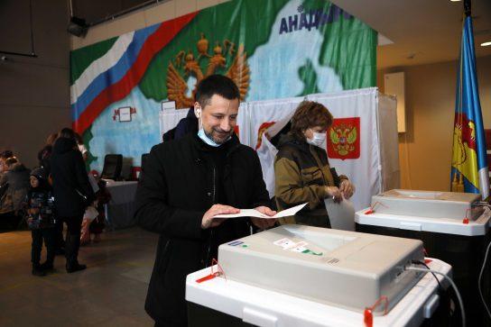 Сергей Колядко: дальневосточные результаты выборов — итог планомерной работы по развитию отдалённых территорий