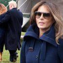 Мелания больше не злится на Дональда Трампа из-за измен