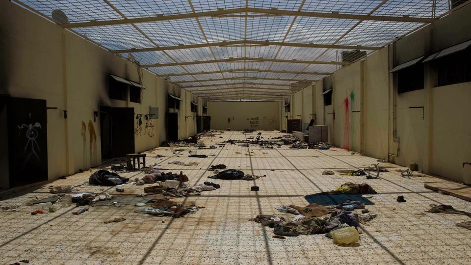 Карра прячет узников «Митиги» с целью сокрытия преступлений тюремщиков