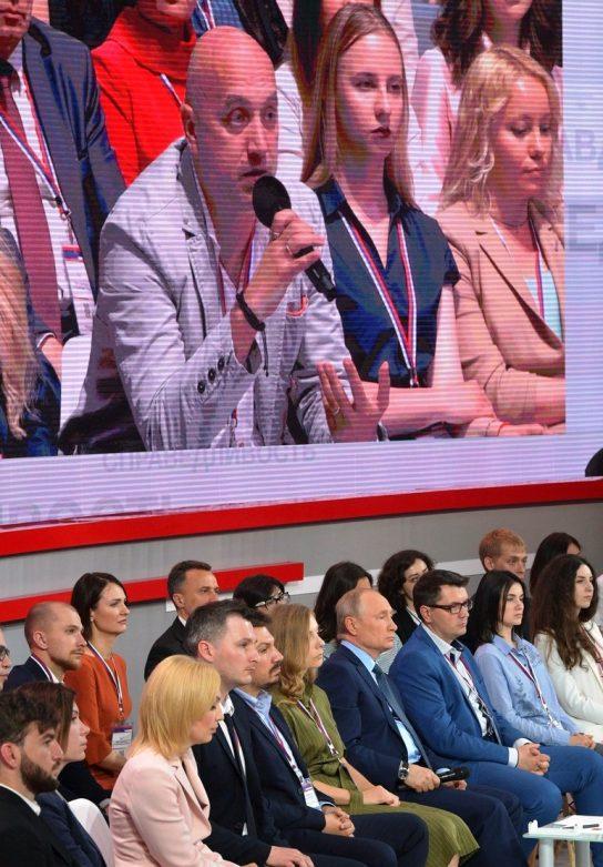 Владимир Путин: очень рассчитываю на то, что Чукотка будет самодостаточной и будет развиваться