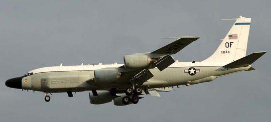 В День Победы военная авиация США усиленно патрулировала границы России