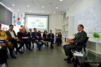 Представитель Чукотки принял участие в первом заседание Молодежного Совета ДФО