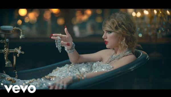 Текст песни «Taylor Swift — Look What You Made Me Do»
