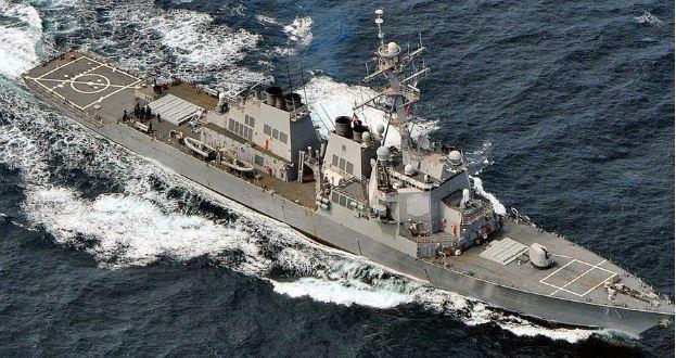 Эсминцы США в Черном море находятся под прицелом ВМФ России