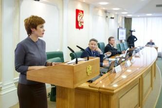 Сбалансированность бюджета Чукотки обсудили в Совете Федерации