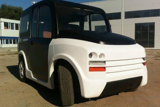 На «АвтоВАЗе» обсудили производство электромобиля Zetta