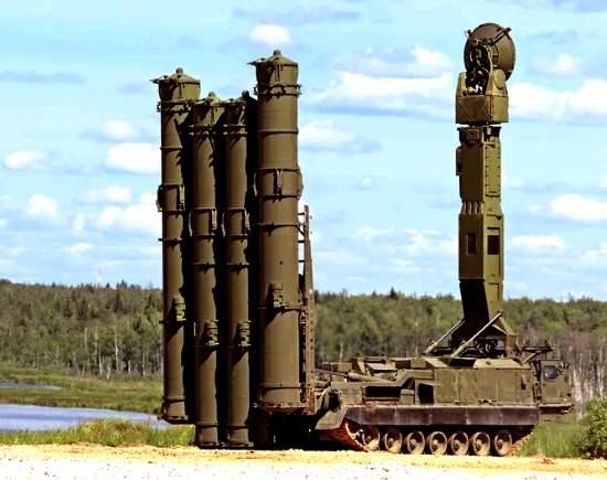 Российский ЗРК «Антей-4000» способен сбивать даже гиперзвуковые цели