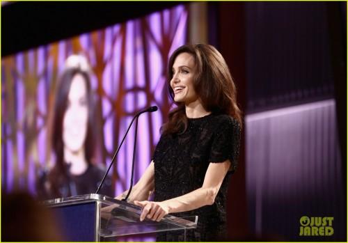 Анджелина Джоли выступила с речью о гендерном равенстве
