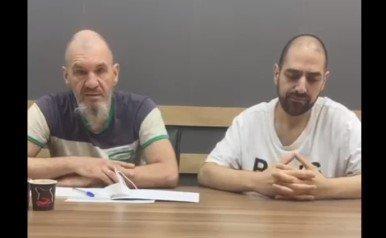 «Их внешний вид намного красноречивее любых слов» — коллега Шугалея и Суэйфана о новом видеообращении своих друзей