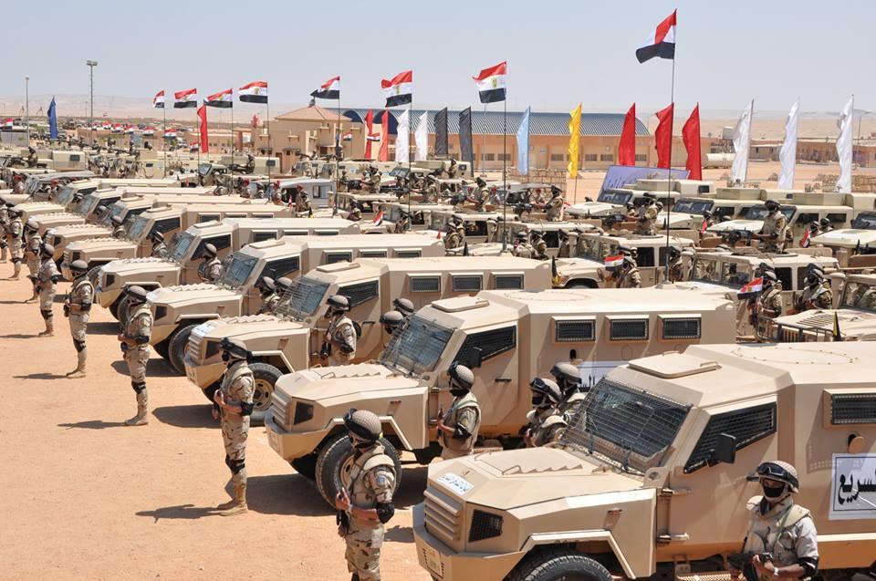 Египет принял решение ввести войска в Ливию