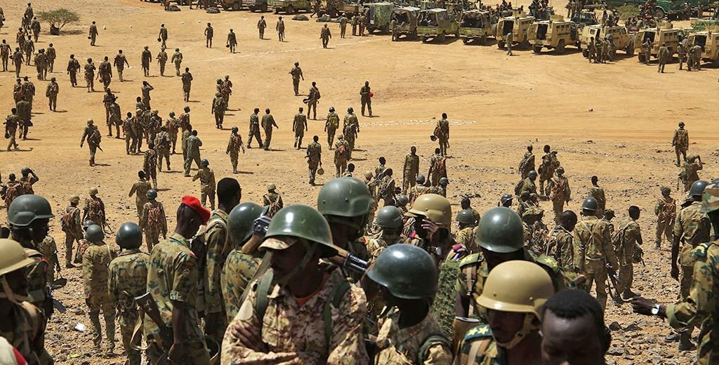 По 20 долларов за ранение: новые подробности вмешательства Запада в дела Судана