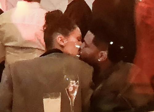 Белла Хадид и The Weeknd снова вместе