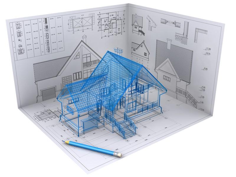 Проектирование архитектуры и интерьера по новому