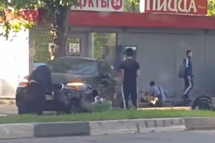 Свидетель рассказал, как произошла авария в Подольске с участием хоккеиста Иванюженкова