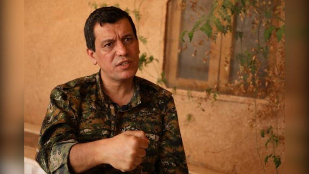Курд-террорист: все что нужно знать о личности лидера сирийских SDF