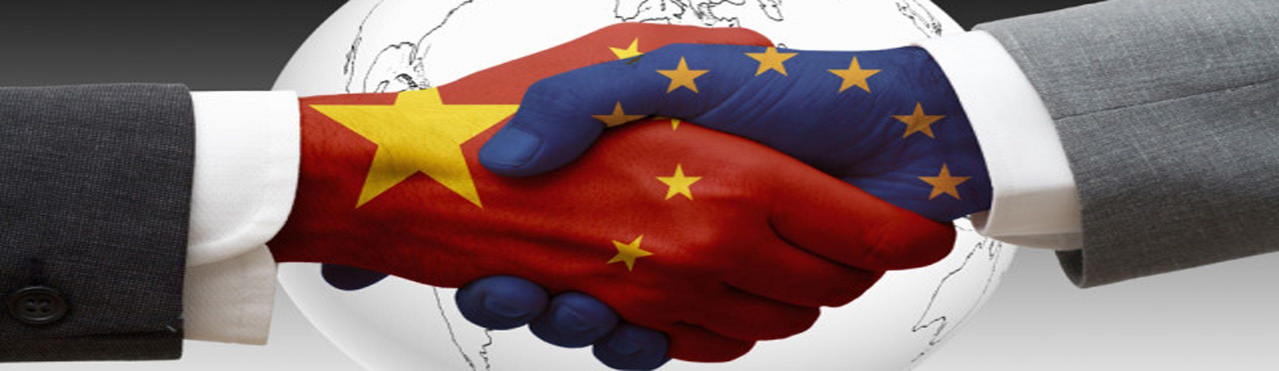 Евросоюз будет дружить с Китаем против США и Британии