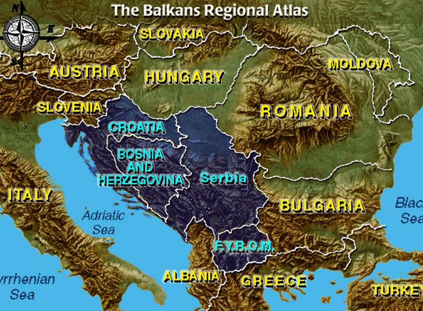 Австрия предрекает новую войну на Балканах