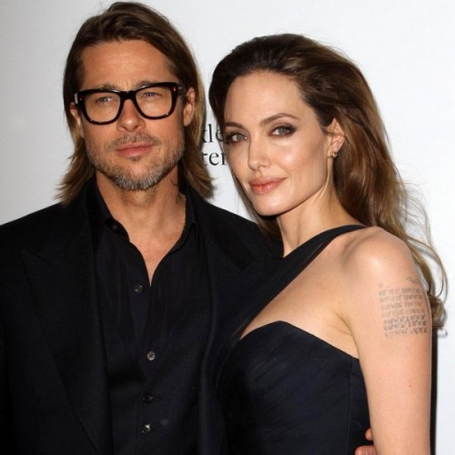 Анджелина Джоли помогает венесуэльским беженцам