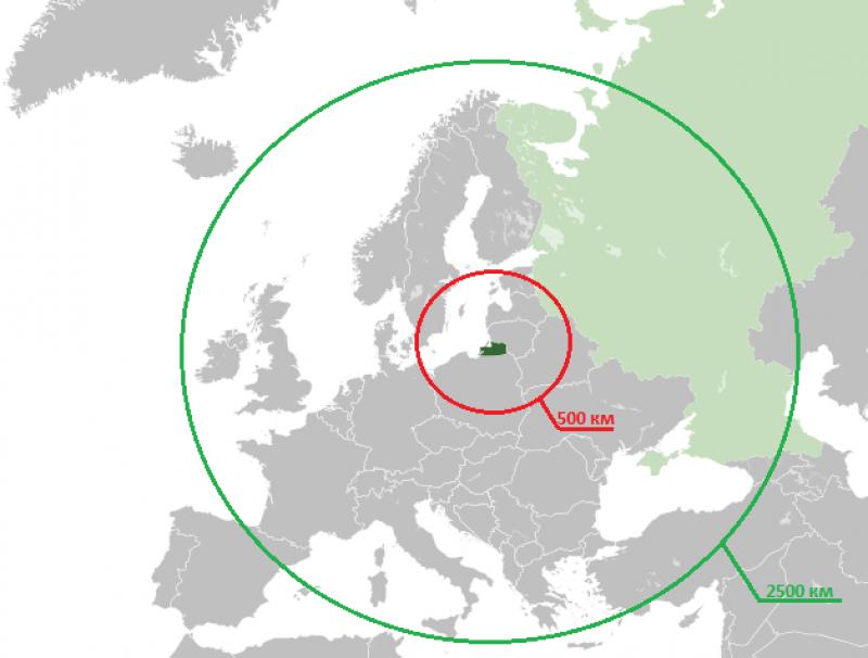 NI: Калининградские «Искандеры» стали кошмаром для НАТО