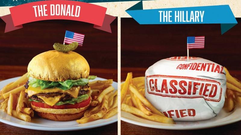 Запад обвинил сеть ресторанов Burger King в пропаганде президентских выборов в России