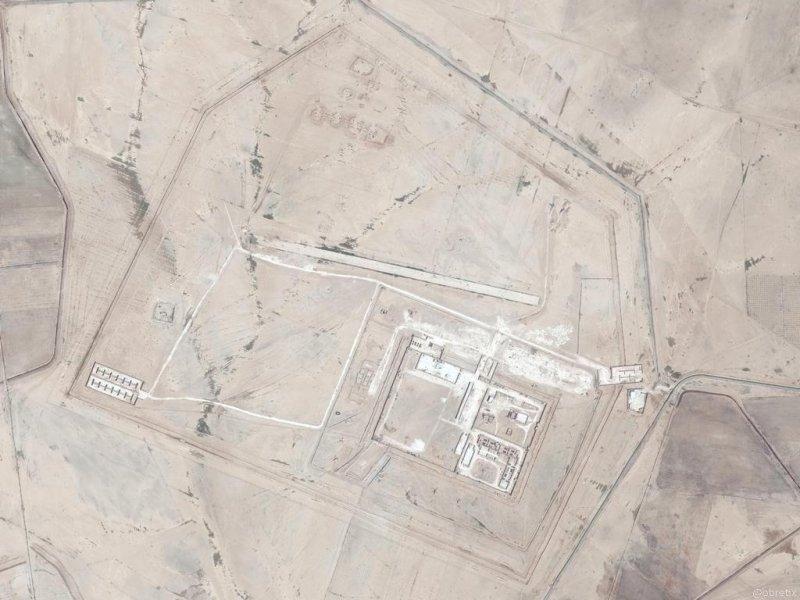 Американские военные покинули свою базу в сирийском Тель-Самане