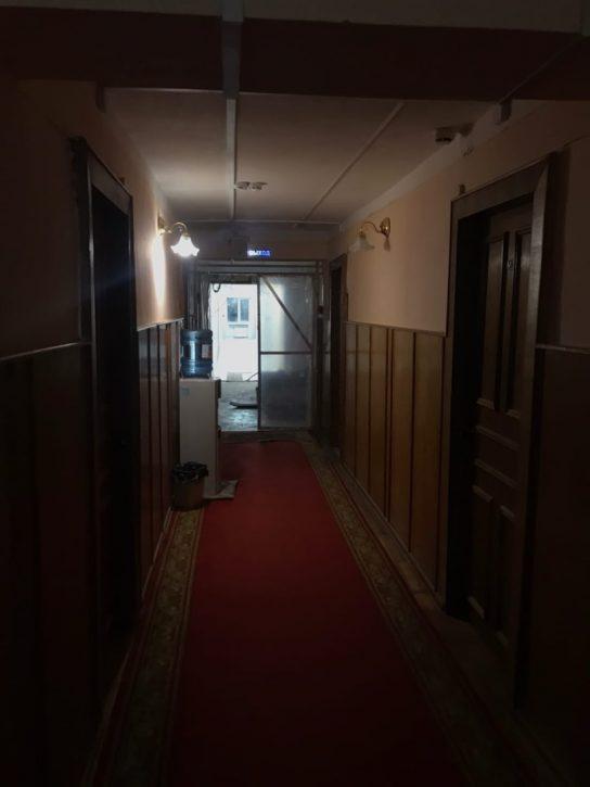 Турист рассказал о гастрономическом экстриме в санатории Кавминвод