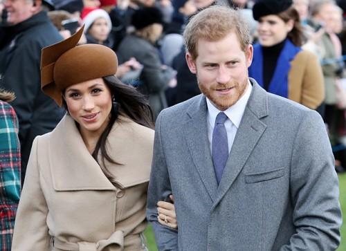 Принц Гарри рассказал о Рождестве с Меган Маркл