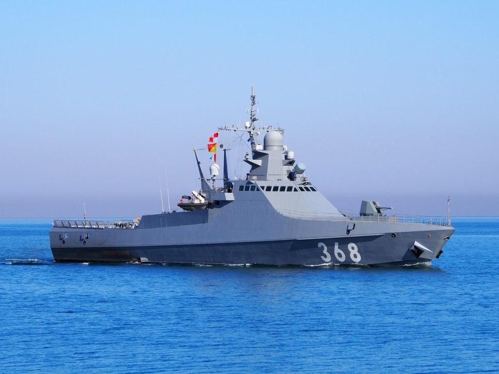 Китайские эксперты высоко оценили новые патрульные корабли России