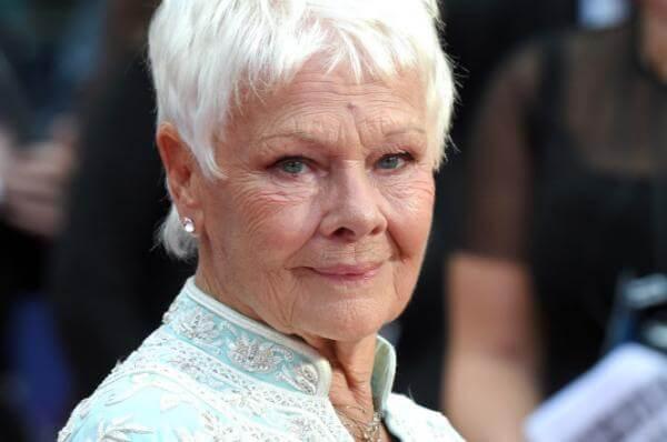 Джуди Денч переживает о получении ролей, как в молодости